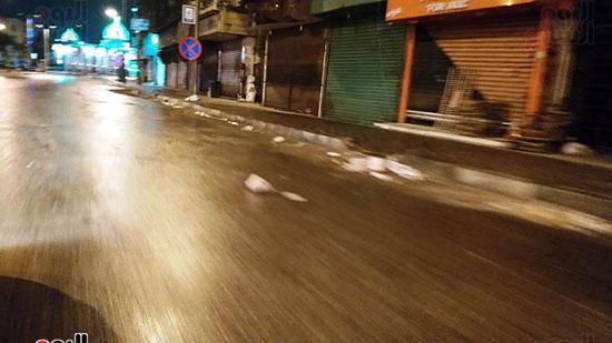 أمطار-بمنطقة-السيدة-زينب