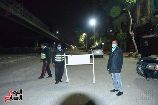 انتشار-الخدمات-الأمنية-بشوارع-القاهرة