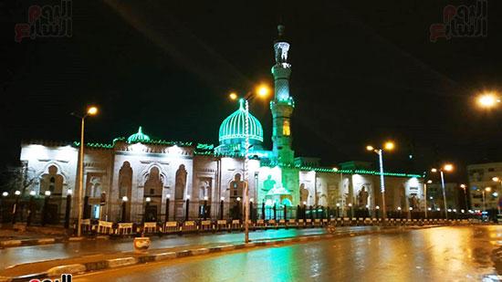 مسجد-السيدة-زينب-فى-القاهرة