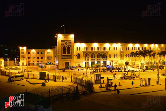 محطة-مصر