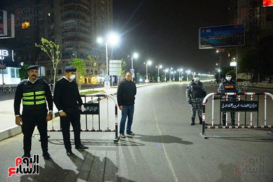 انتشار-قوات-الأمن-فى-الشوارع