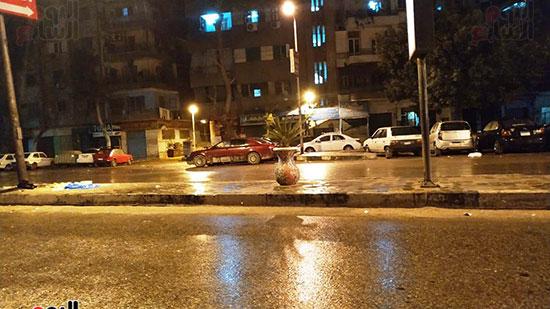 أمطار على القاهرة