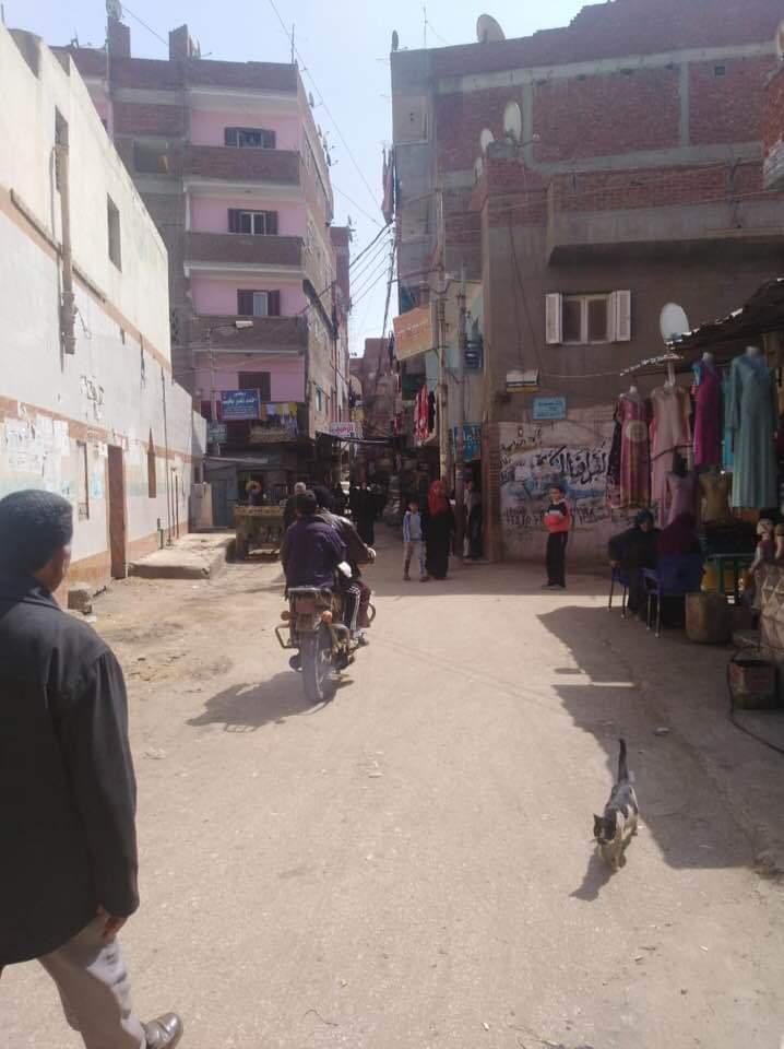 فض سوق أبو حسين بالشرقية (2)