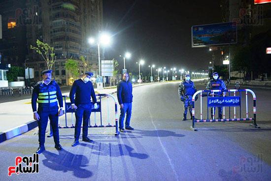 انتشار-قوات-الأمن-فى-شوارع-القاهرة
