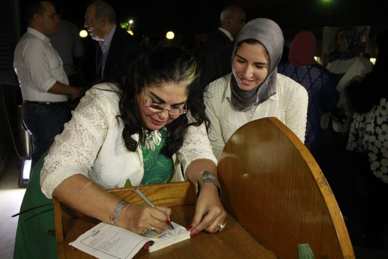 الكاتبة الصحفية أميرة بهى الدين