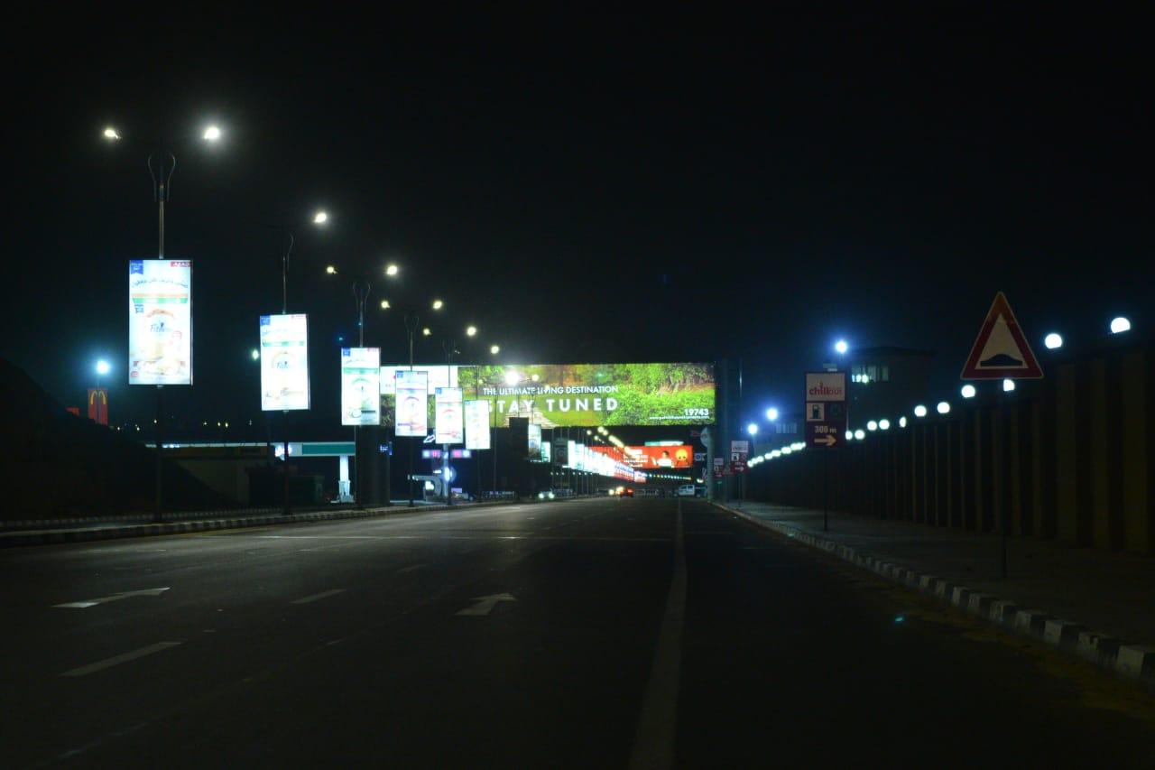 شوارع مصر الجديدة والتجمع خالية (7)