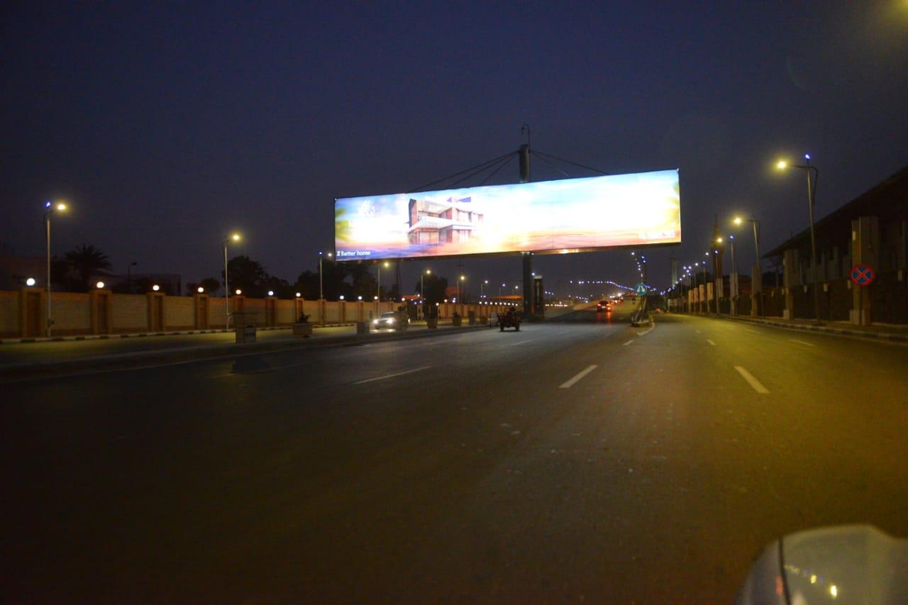 شوارع مصر الجديدة والتجمع خالية (2)