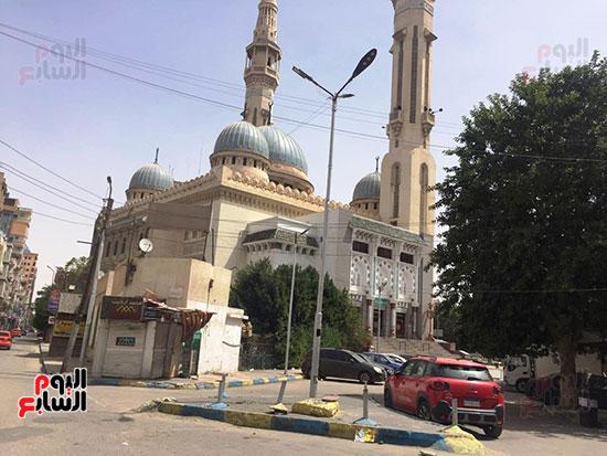 غلق أبواب المساجد  (5)