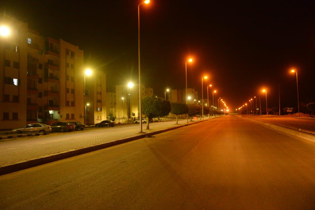 شوارع مصر الجديدة والتجمع خالية (10)