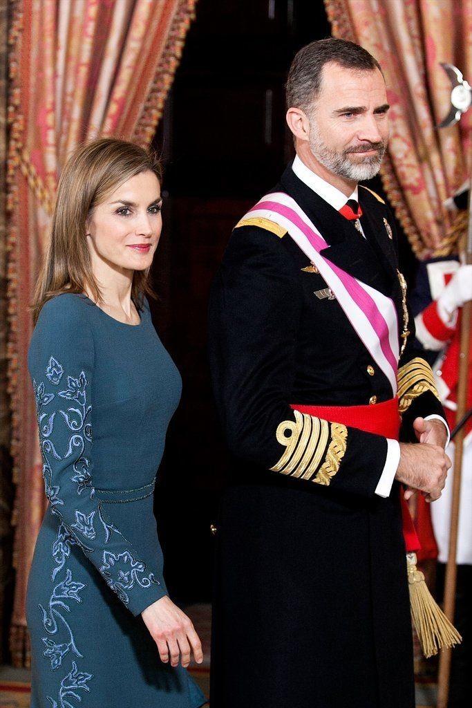 ملك اسبانيا