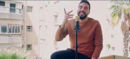 المطرب الشاب  أحمد العباسي (1)