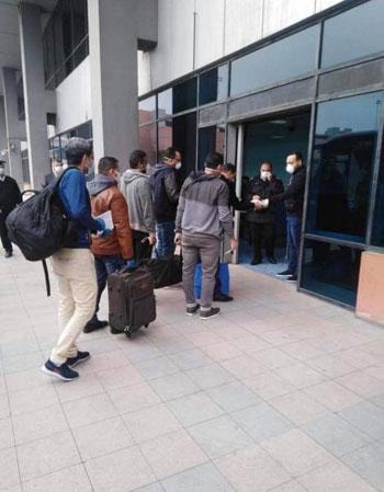 مطار القاهرة (3)