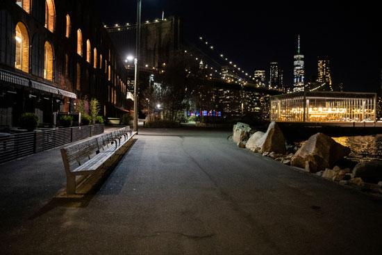 جانب من شوارع نيويورك