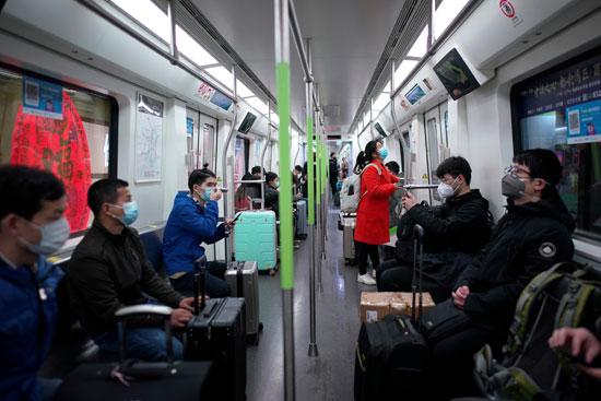 مترو ووهان