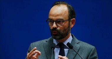 إدوار فيليب رئيس الوزراء الفرنسى