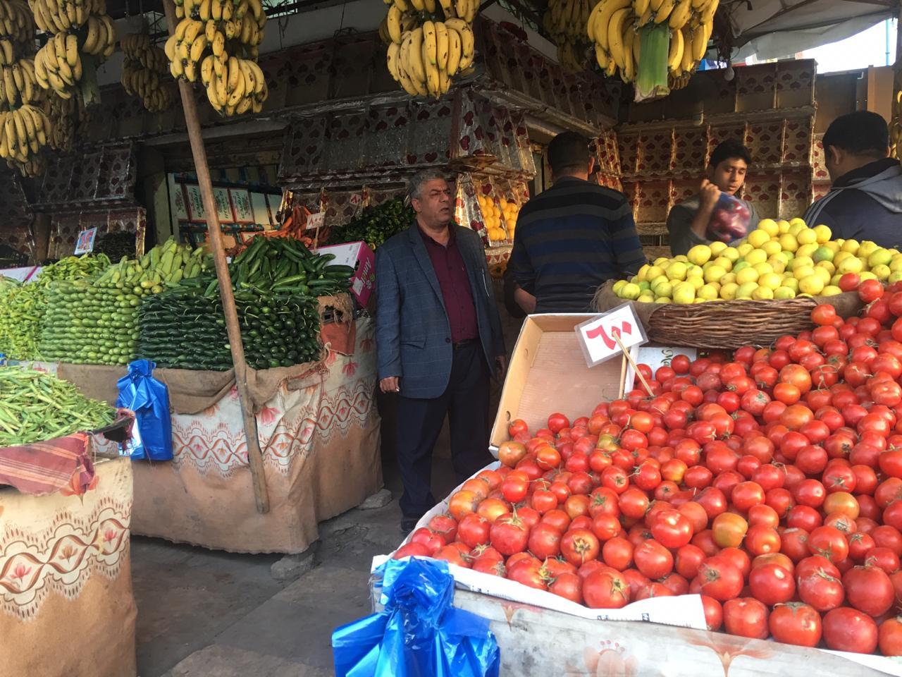 توافر السلع والخضروات بمطروح (7)