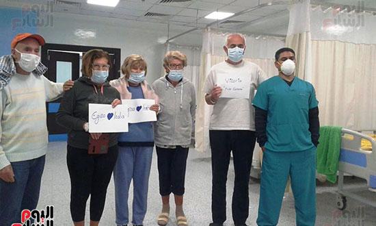 إشادة-إيطالية-بنجاحات-الفريق-الطبى-بمستشفى-الحجر-الصحى-بإسنا--(2)