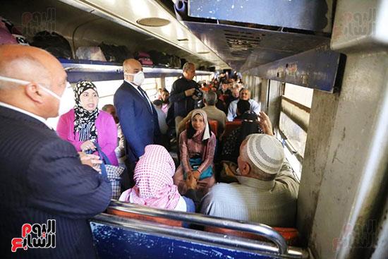 جولة وزير النقل (2)