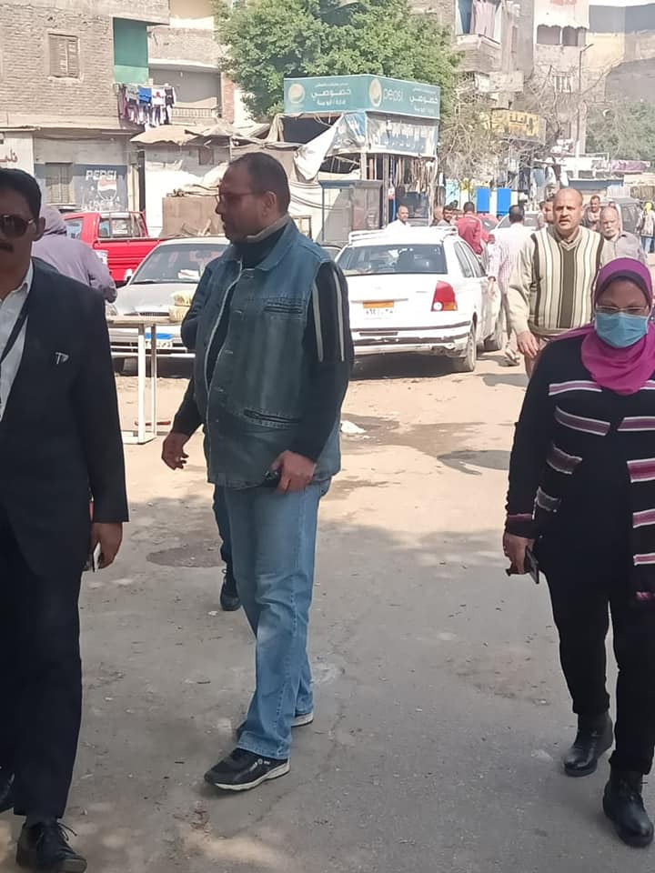 منع إقامة سوق الحمام بالسيدة عائشة (3)