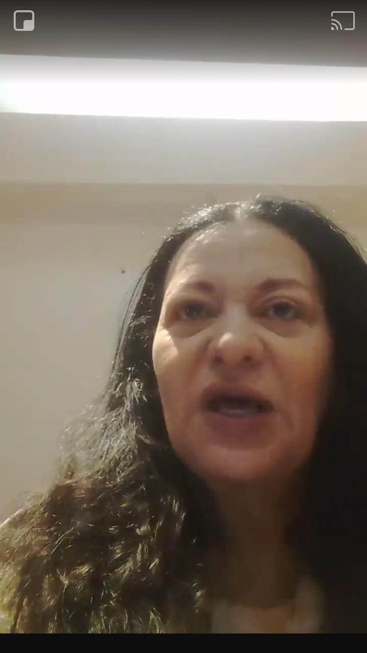 أول ظهور للفنانة فريدة سيف النصر بعد شفائها من ورم فى الوجه