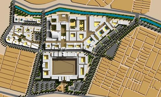 مخطط تطوير منطقة المدابغ وسور مجرى العيون (16)