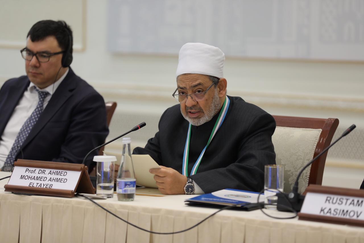 مؤتمر الماتريدي الدولي في أوزبكستان  (4)