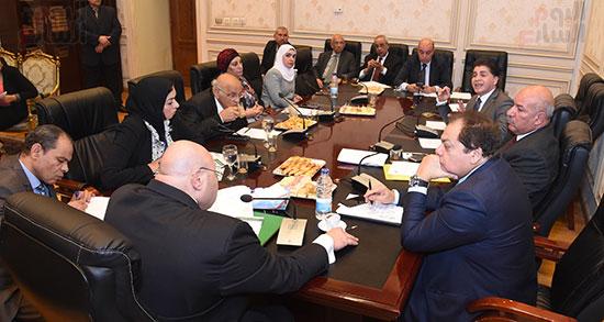 أجتماع لجنة الثقافة والإعلام والآثار  (11)
