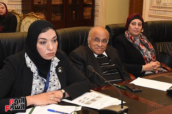 أجتماع لجنة الثقافة والإعلام والآثار  (5)