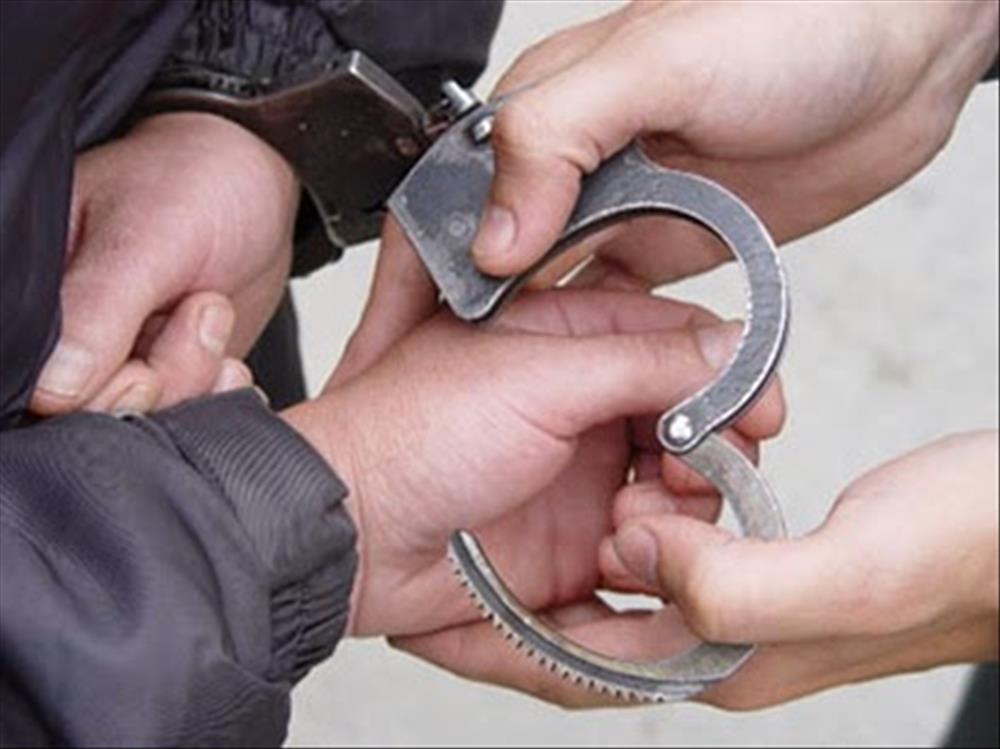 القبض على المتهم - أرشيفية