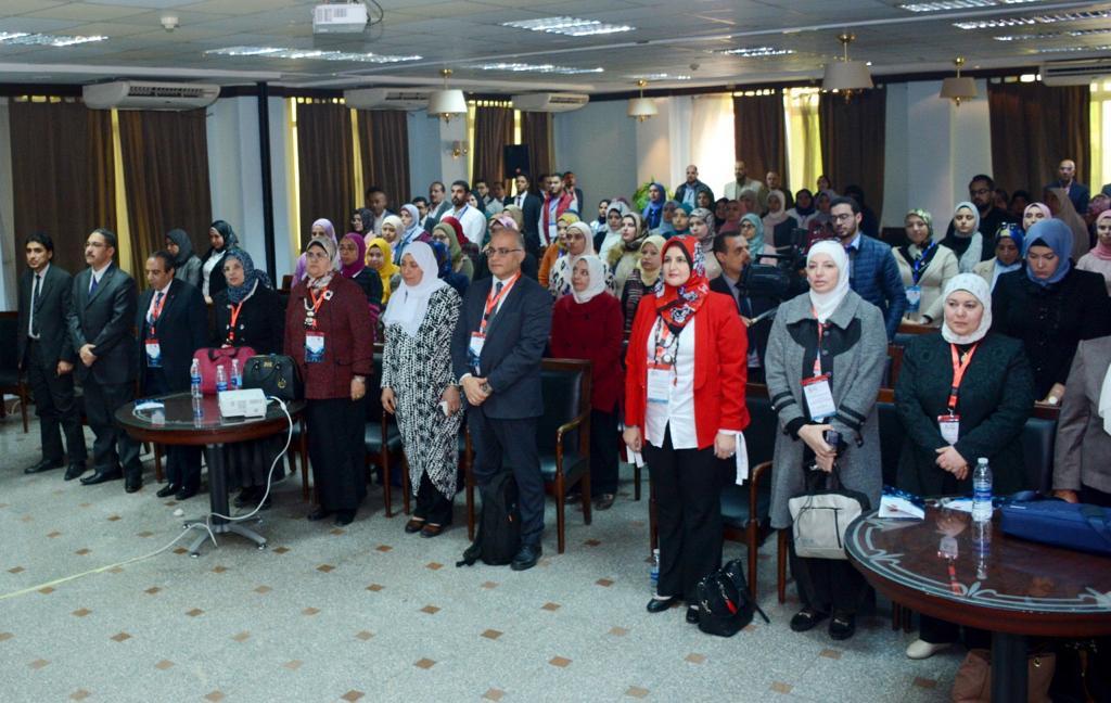 المؤتمر الثاني لجمعية أصدقاء مرضى الأورام (1)