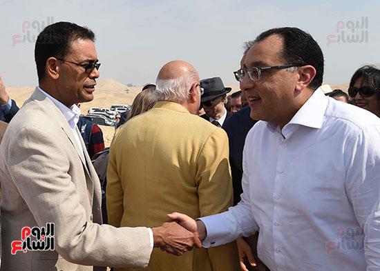 رئيس مجلس الوزراء مصطفى مدبولى