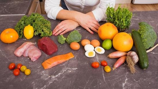 نظام غذائي ورياضة
