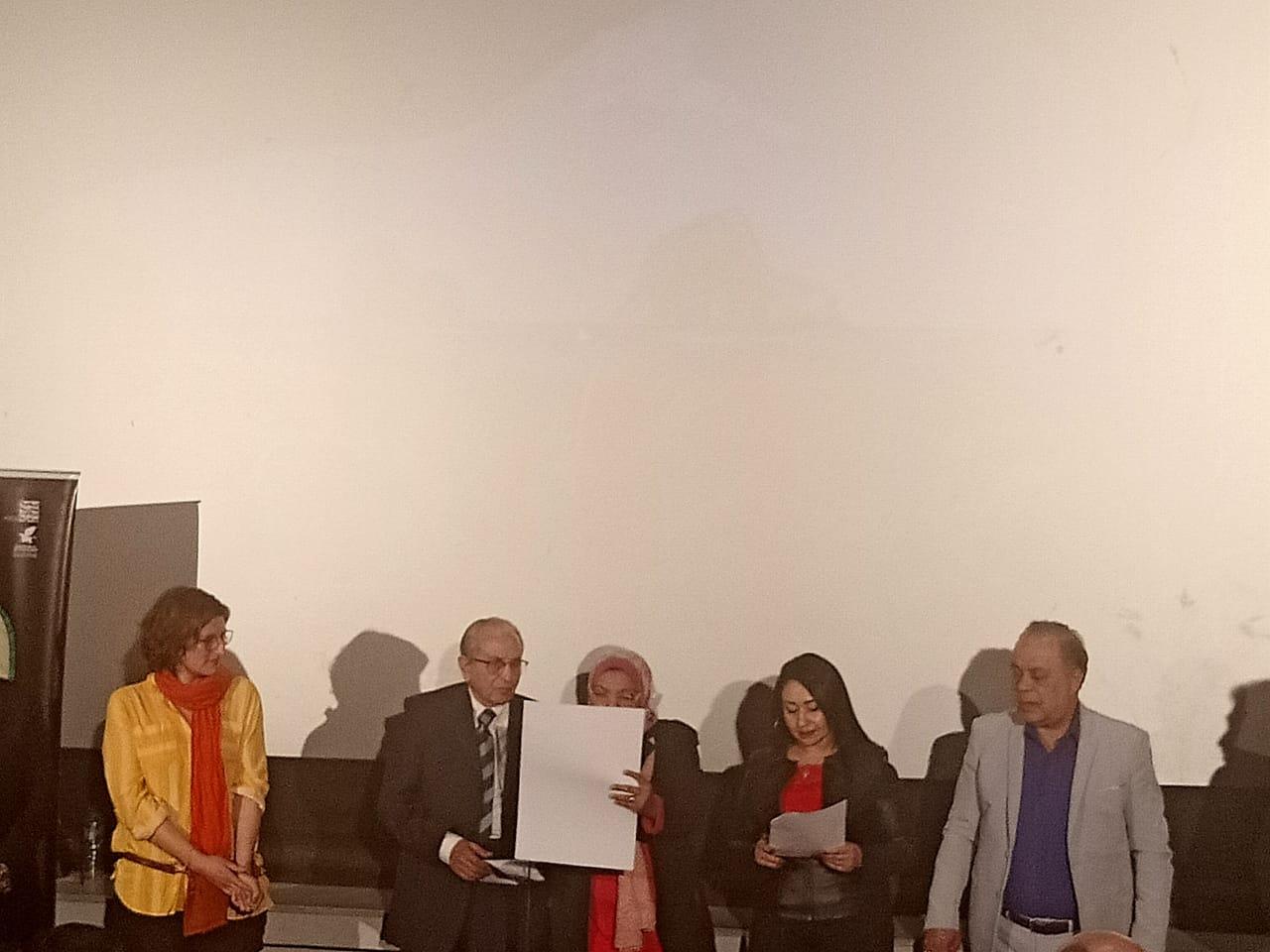 جوائز مهرجان القاهرة الدولي (5)
