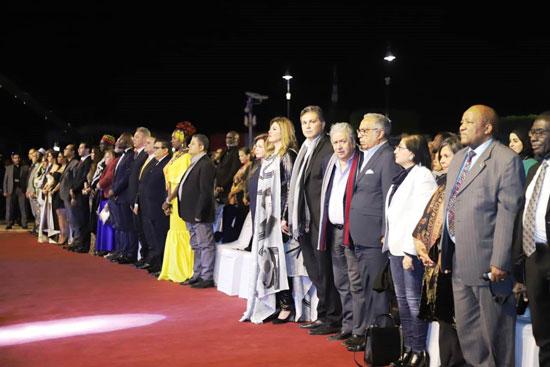 افتتاح مهرجان الاقصر (3)