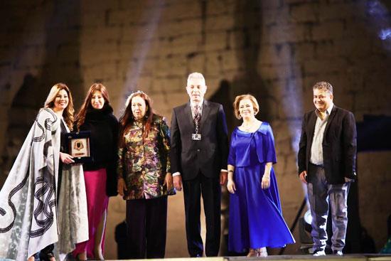 افتتاح مهرجان الاقصر (1)
