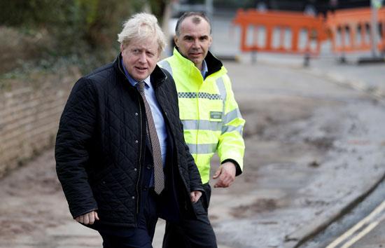 رئيس-الوزراء-البريطانى-يزور-مقاطعة-بودلى