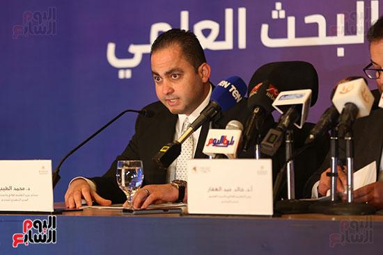 مؤتمر وزير التعليم العالى لإعلان استراتيجية المنتدى العالمى للتعليم (1)