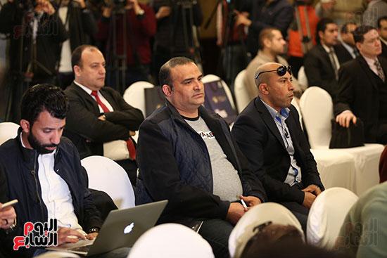 مؤتمر وزير التعليم العالى لإعلان استراتيجية المنتدى العالمى للتعليم (3)
