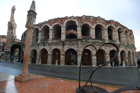 إغلاق الأماكن السياحية بإيطاليا