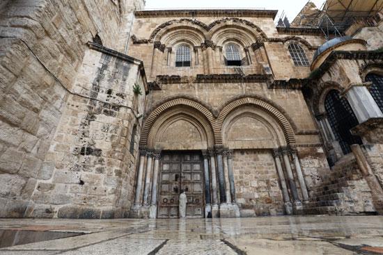أبواب كنيسة القيامة