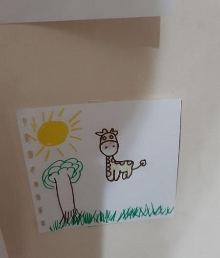 رسومات فيروز فى المعرض (8)