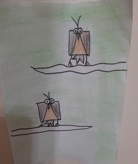 رسومات فيروز فى المعرض (12)