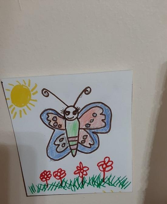 رسومات فيروز فى المعرض (3)