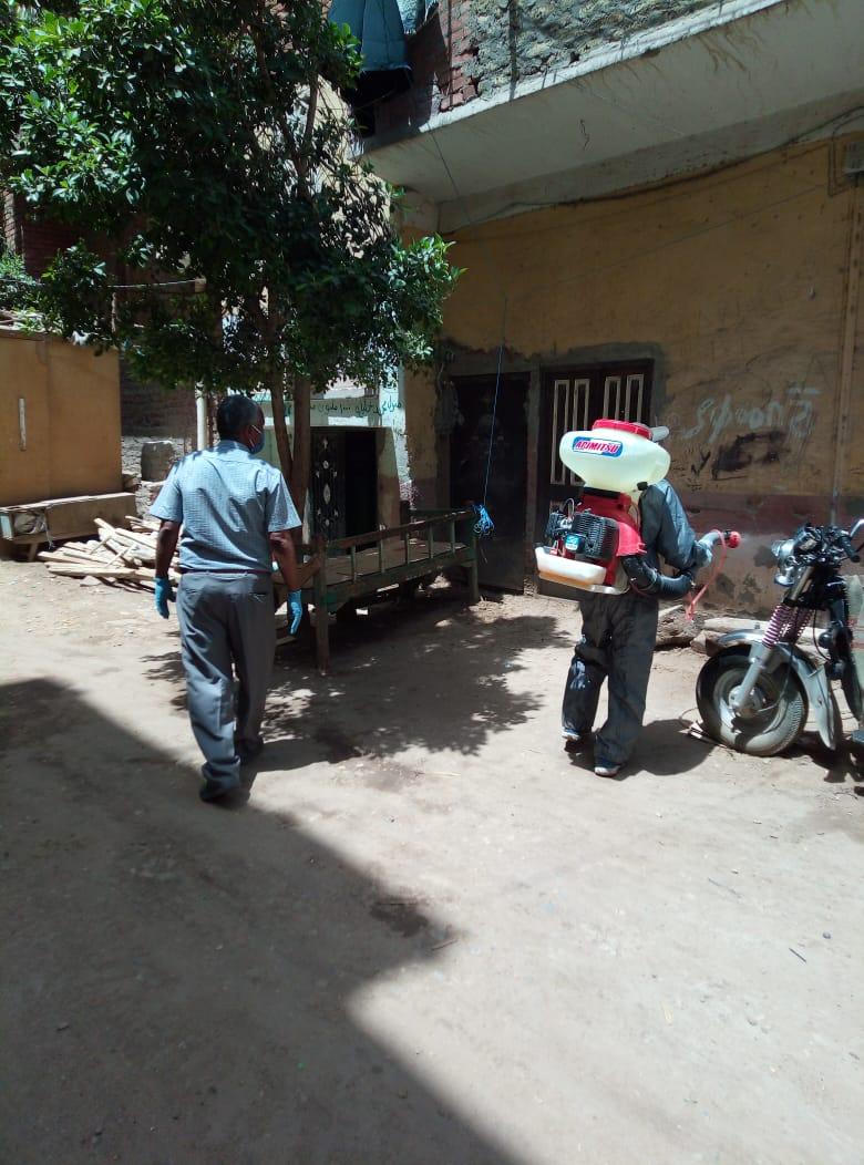 حملات تطهير شوارع كوم أمبو  (4)