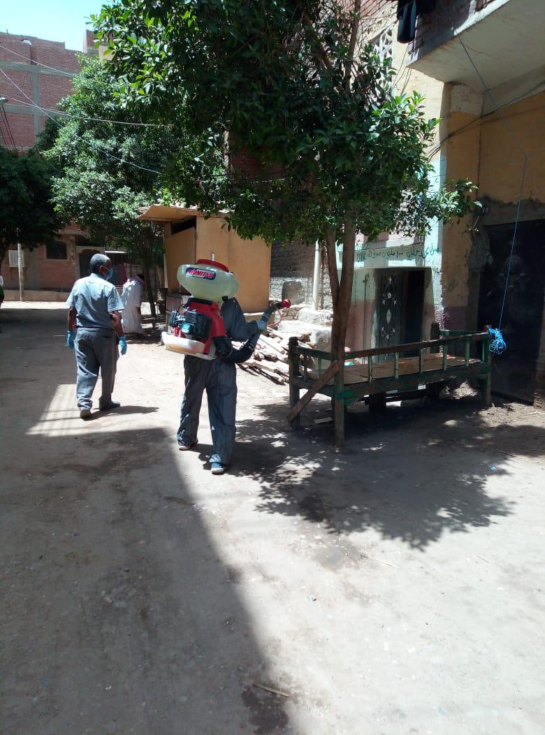 حملات تطهير شوارع كوم أمبو  (1)