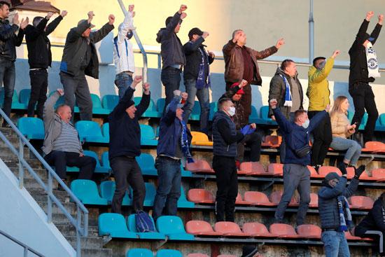 مباراة-كرة-قدم-فى--بريست-بروسيا-البيضاء