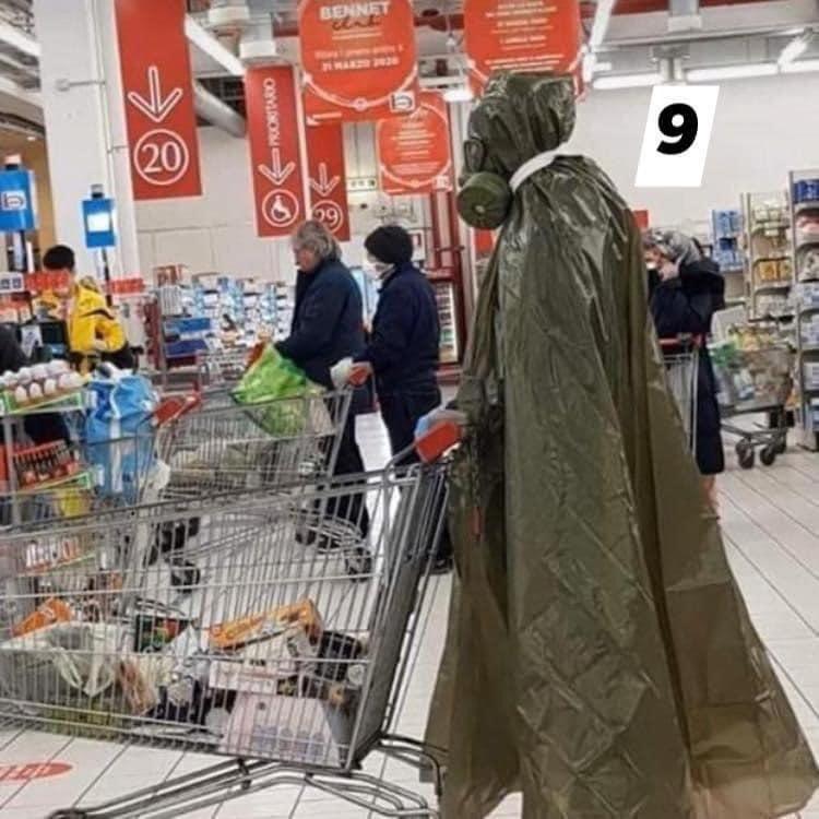 هل ولى عام الكمامات الغريبة؟!ج1 / صحيفة هتون