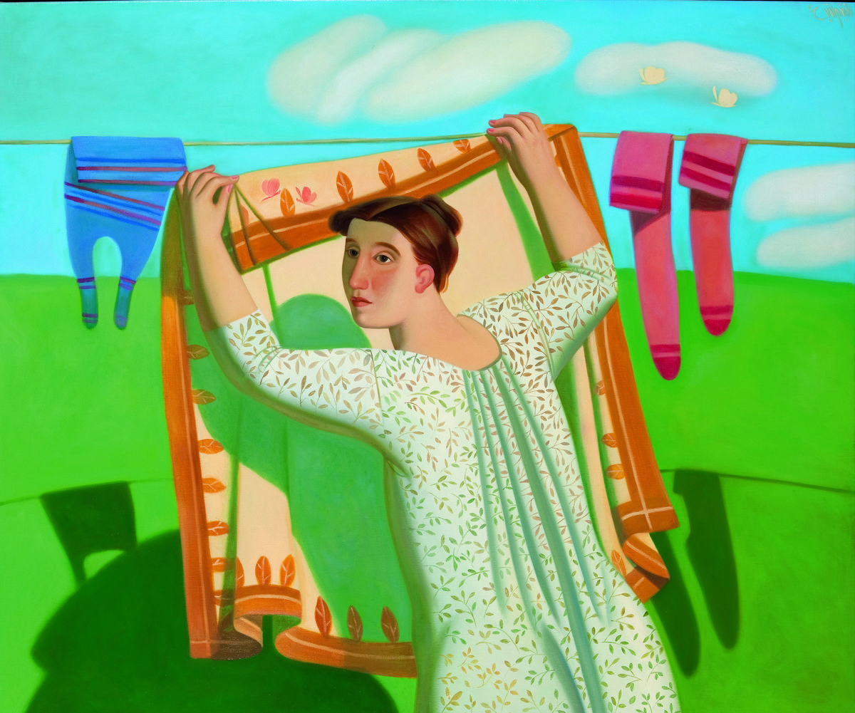 2240612-afifa_aleiby_summer_day_2005_oil_on_canvas_est._ps18000-22000