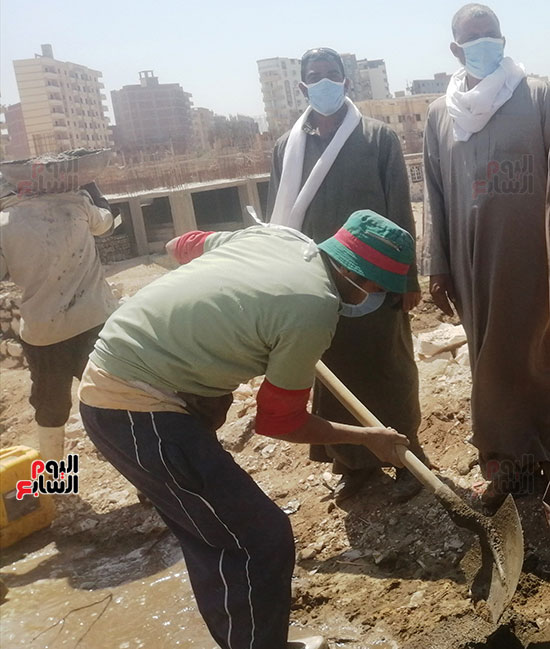 مشروع ممشى أهل مصر ببنى سويف (5)
