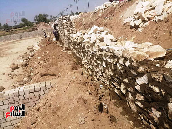 مشروع ممشى أهل مصر ببنى سويف (4)